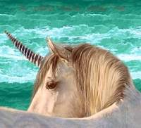 Fantasy Art - Unicorn